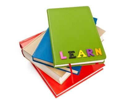 Educational Lesen Konzept Standard-Bild - 15347986