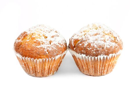 sweet and savoury: Homemade sweet Muffins