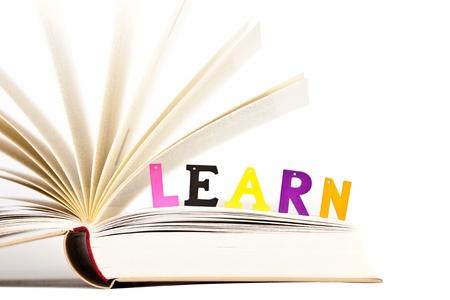 Educational Lesen Konzept Standard-Bild - 15614226