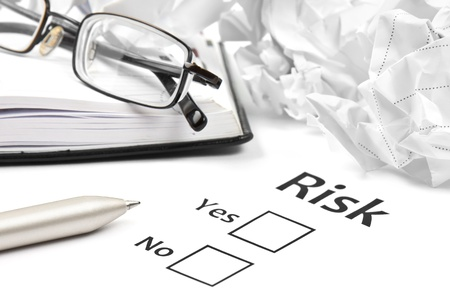 evaluate: planning the business risk at work