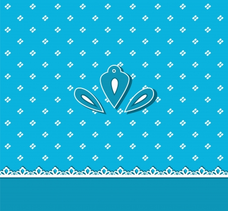 tatting: Abstract vintage background