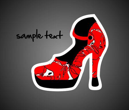 harmonous: Female shoe