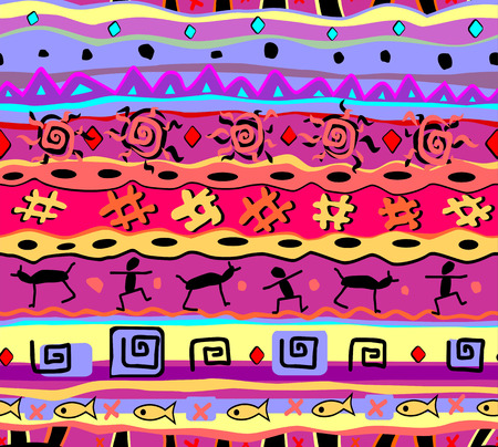 Seamless abstract background. Ilustracja