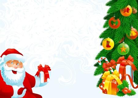 Christmas gifts Stock Vector - 11236908