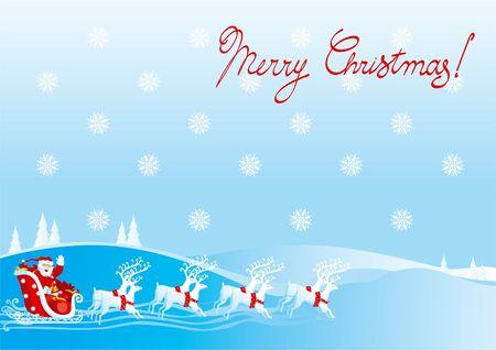lapland: Santa Claus Illustration
