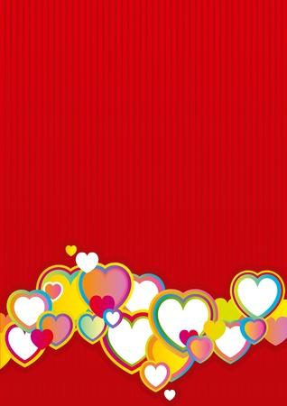 valentines card: Valentine Illustration