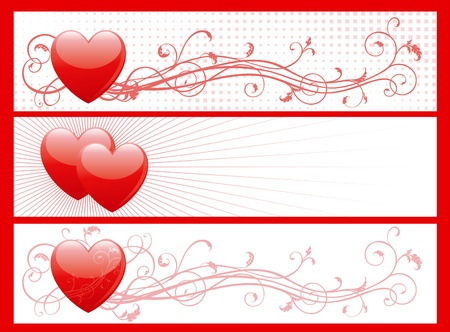 Set of valentin Stock Vector - 11837469