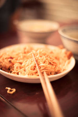 Chinese Spicy Noodle