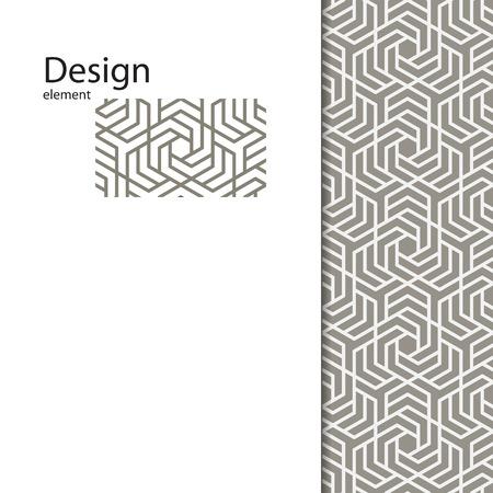 desktop wallpaper: Traditional Arabic ornament seamless for your design. Geometric pattern for laser cutting. Laser glass engraving. Desktop wallpaper, interior decoration, graphic design. Vector. Background.