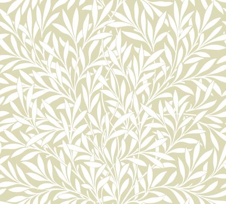 Motif floral sans couture. Papier d'emballage, graphisme et textile. Illustration vectorielle. Arrière-plans.