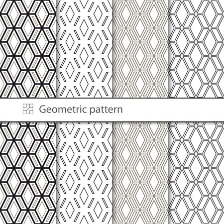 Traditional Arabic ornament seamless for your design. Geometric pattern for laser cutting. Laser glass engraving. Desktop wallpaper, interior decoration, graphic design. Vector. Background.