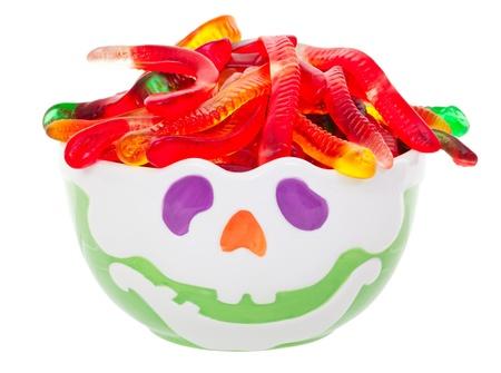 ghoulish: Ghoulish Hallowe Stock Photo
