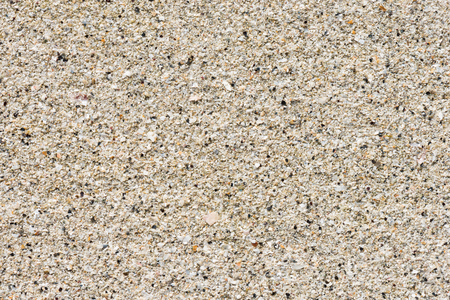 Crystal clear sand background texture Stock Photo
