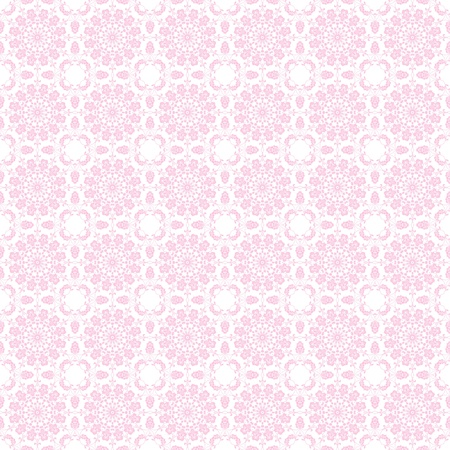 Pale Pink Kaleidoscope Mandalas Stock Photo - 14745546