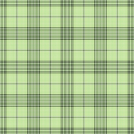 Seamless Soft Green Plaid