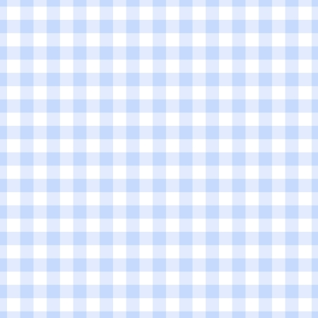 gingham: Seamless Light Blue Gingham Plaid