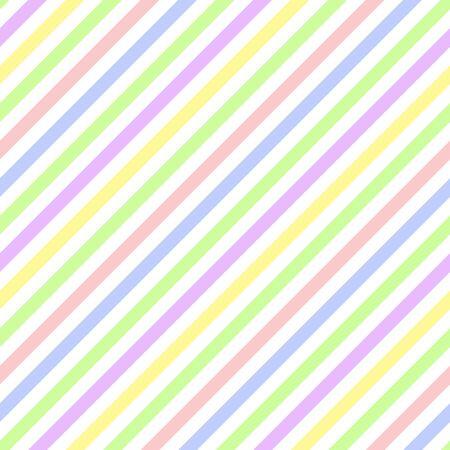 diagonal: Seamless Pastel Diagonal Stripe