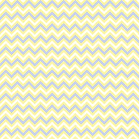 Seamless Pastel Chevron Pattern
