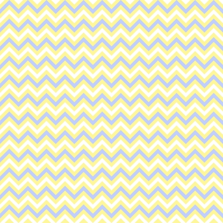 Seamless Pastel Chevron Pattern