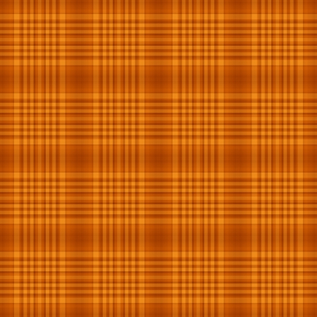 Seamless Warm Butterscotch Plaid