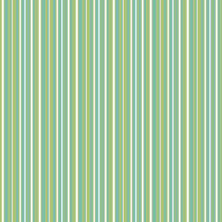 Seamless Aqua, Green & White Stripe