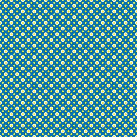 Bright Seamless Polka Dots