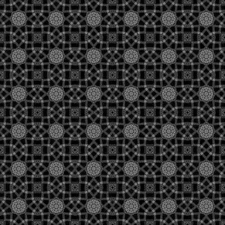 Seamless Tile Pattern Imagens - 15628821