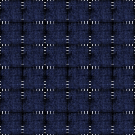 patchwork: Seamless Denim Patchwork Stock Photo