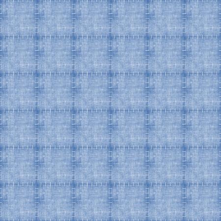 patchwork: Seamless Light Denim Patchwork Stock Photo