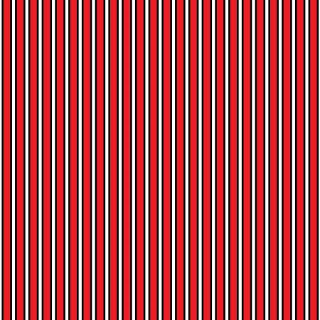 Seamless Bright Stripes Stock Photo