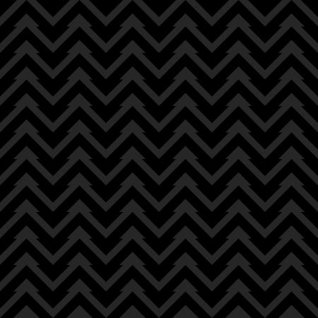 Seamless Dark Chevron Pattern