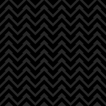 Seamless Dark Chevron Pattern