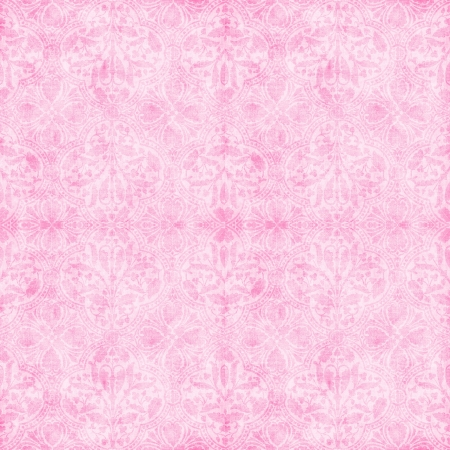 jacobean: Vintage Light Pink Tapestry Stock Photo