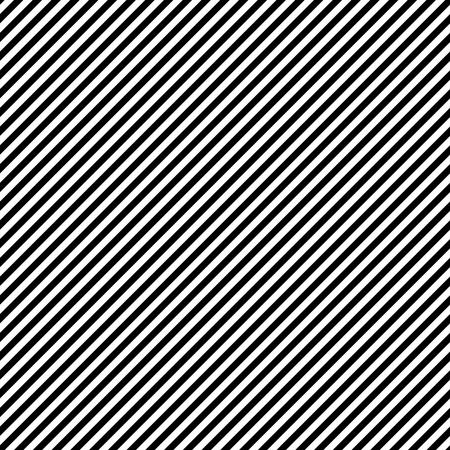 diagonal: Seamless Black & White Diagonal Stripes