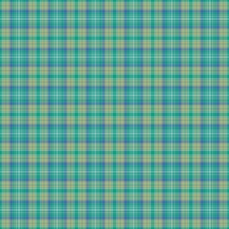 Seamless Turquoise Plaid photo