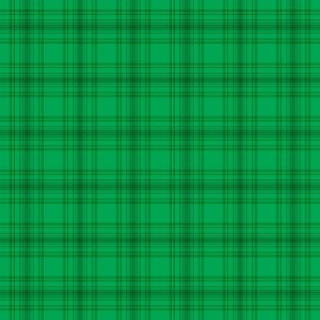 シームレスな明るいグリーンの格子縞 写真素材