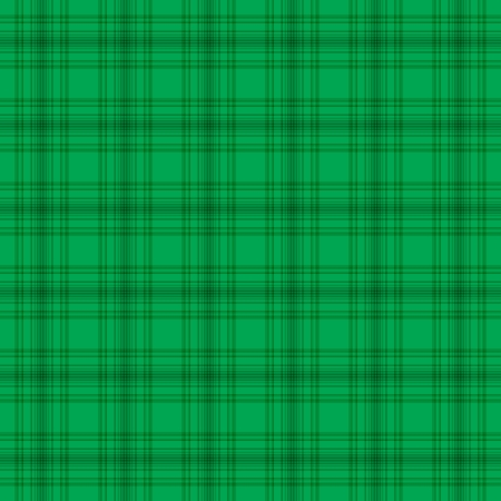 Seamless Bright Green Plaid