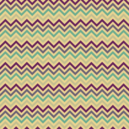 Seamless Chevron Pattern Stock Photo