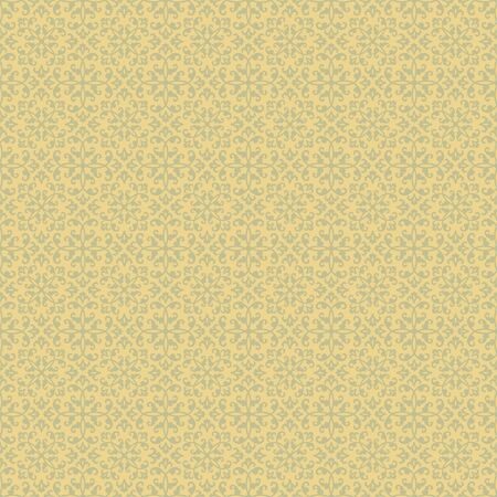 Seamless Soft Damask Pattern Stock Photo - 17122267