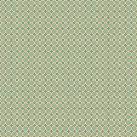Seamless Retro Circles Background photo