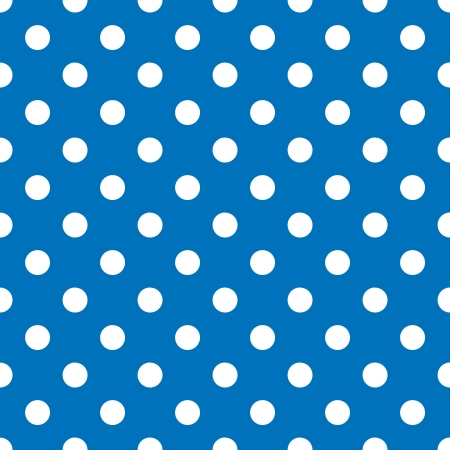 Seamless Polka Dot Pattern photo