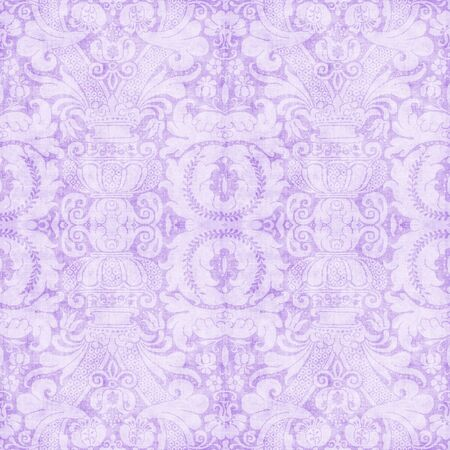 Vintage Light Lavender Tapestry Stock Photo