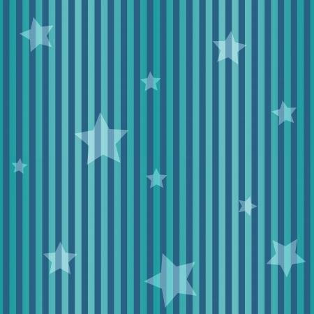 Seamless Stripes & Stars photo