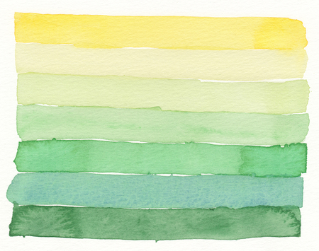 pastel: watercolor layers colorful textures