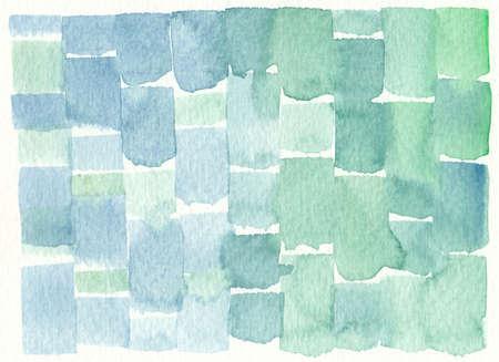 brushstroke: green watercolor brushstroke abstract background