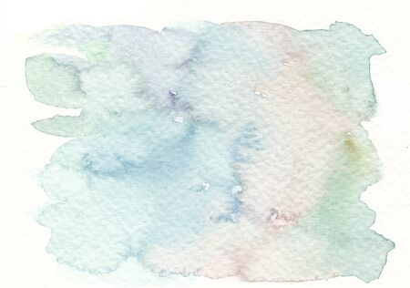 faded: faded pale abstract watercolor texture background