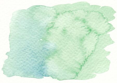 blue green background: green blue abstract watercolor background