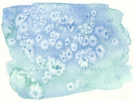blue green background: green blue abstract textures watercolor background