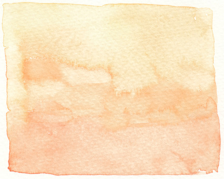 faded: faded light tones yellow red watercolor background