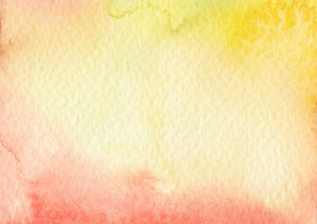 hue: abstract yellow tones with wet orange textures background Stock Photo